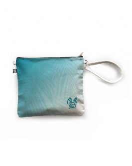 Clutch Palm Blue Caribbean